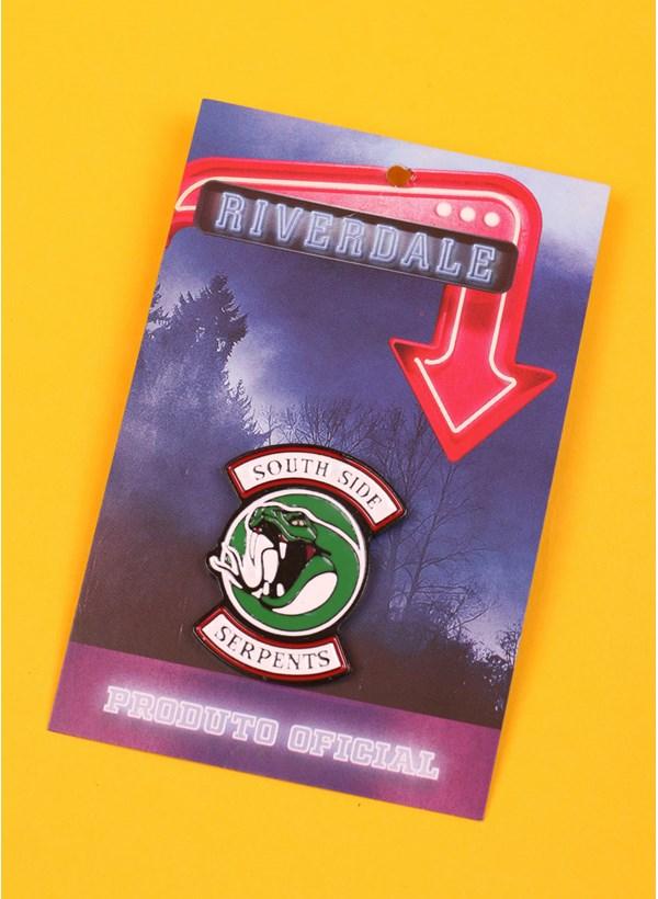 Pin Riverdale Serpentes do Sul