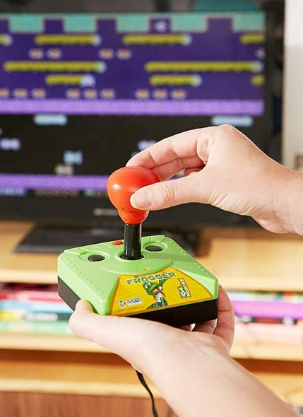Plug-in TV Game Frogger