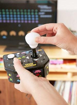 Plug-in TV Game Space Invaders