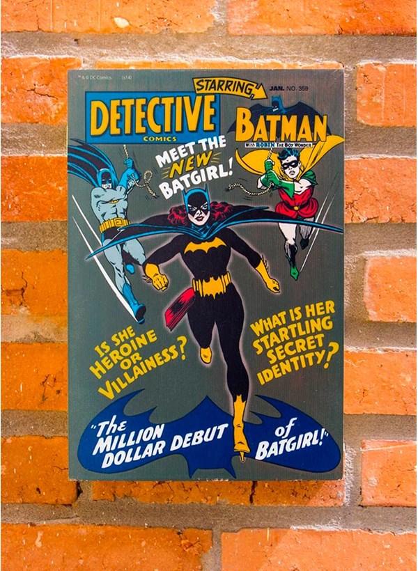 Porta Chaves Batgirl