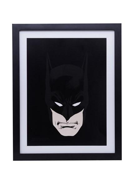 Quadro Pôster Acrílico Batman Dark Face