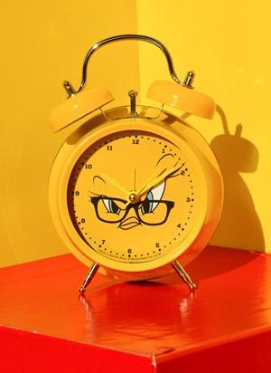Relógio Despertador Piu-Piu