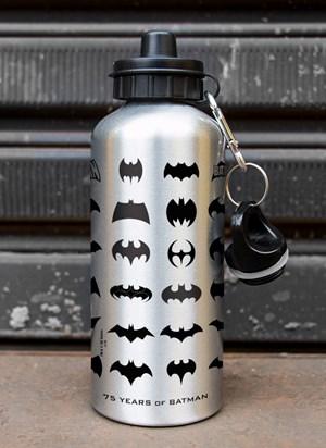 Squeeze Batman 75 Anos Logos Collection