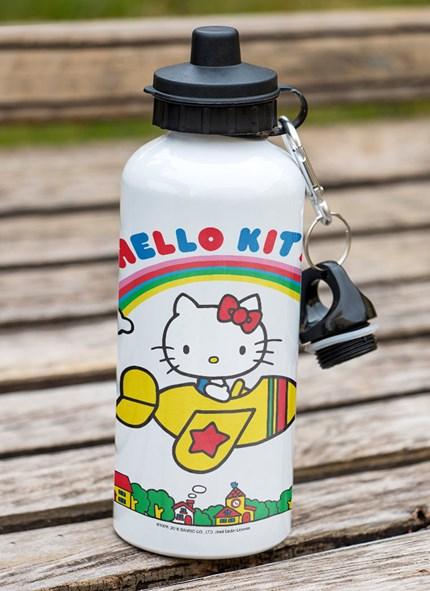Squeeze Hello Kitty Vintage Airplane