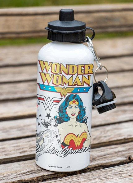 Squeeze Wonder Woman Power Girls