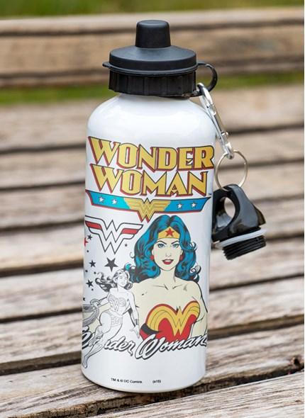 Squeeze Wonder Woman Power Girls