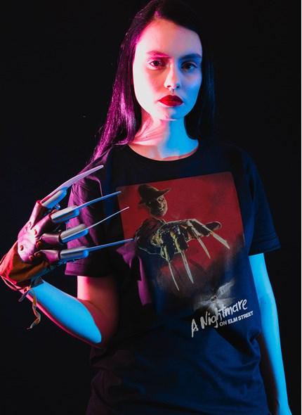 T-Shirt A Hora do Pesadelo