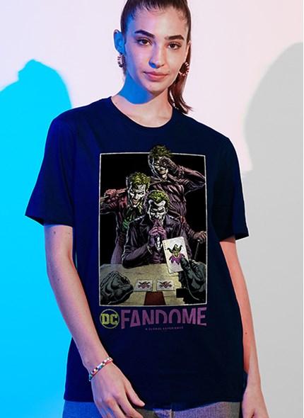T-shirt Fandome Coringa