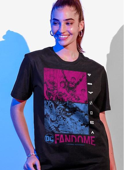 T-shirt Fandome Traço