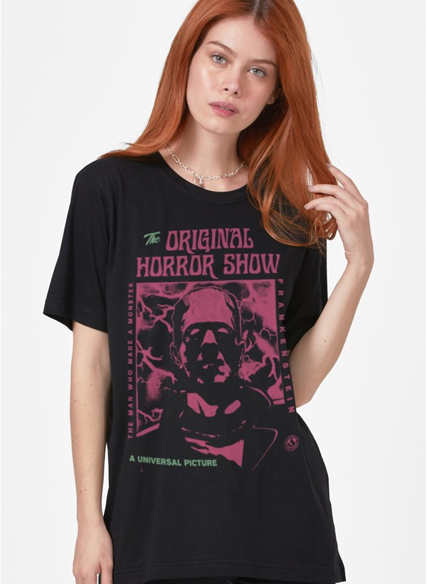 T-Shirt Frankenstein Original Horror Show