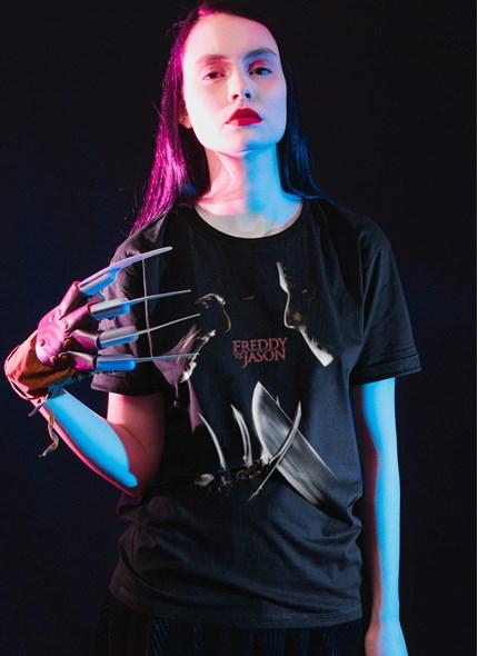 T-Shirt Freddy VS Jason