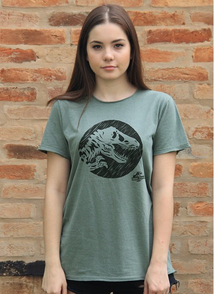 T-shirt Jurassic World Dino