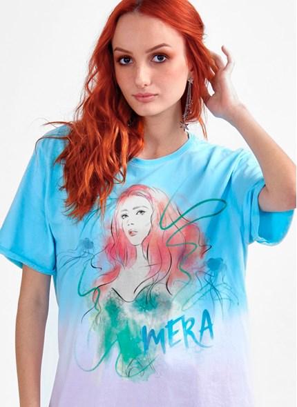 T-shirt Mera Aqua