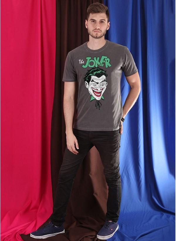 T-shirt Premium Coringa Sorridente