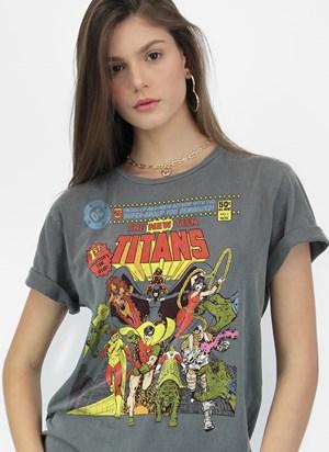T-shirt Premium Teen Titans HQ