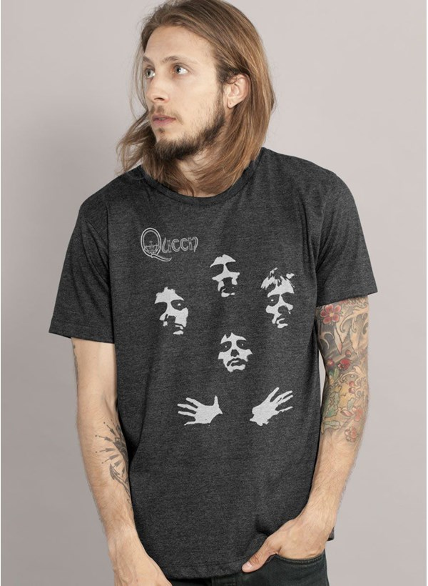 T-Shirt Queen II Capa