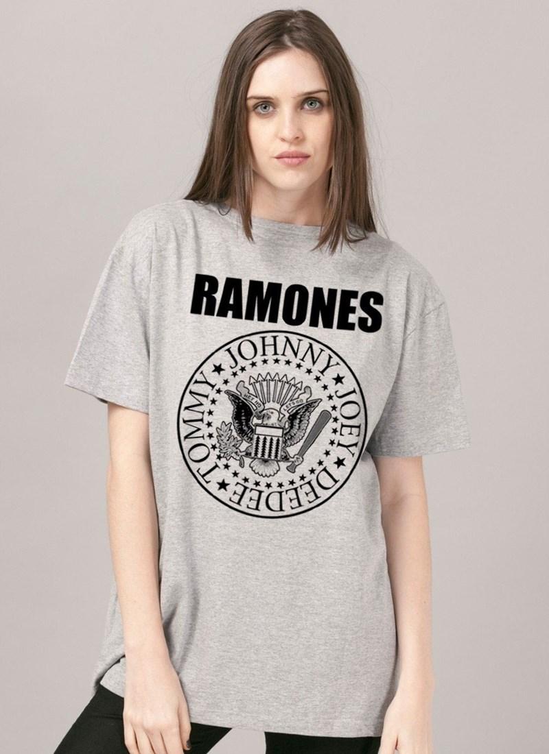 T-shirt Ramones Logo