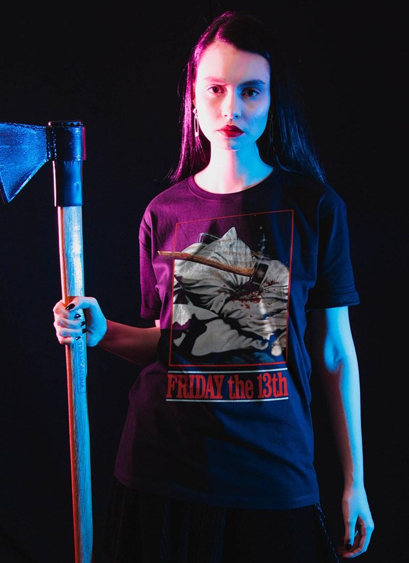 T-shirt Sexta-Feira 13 Machado