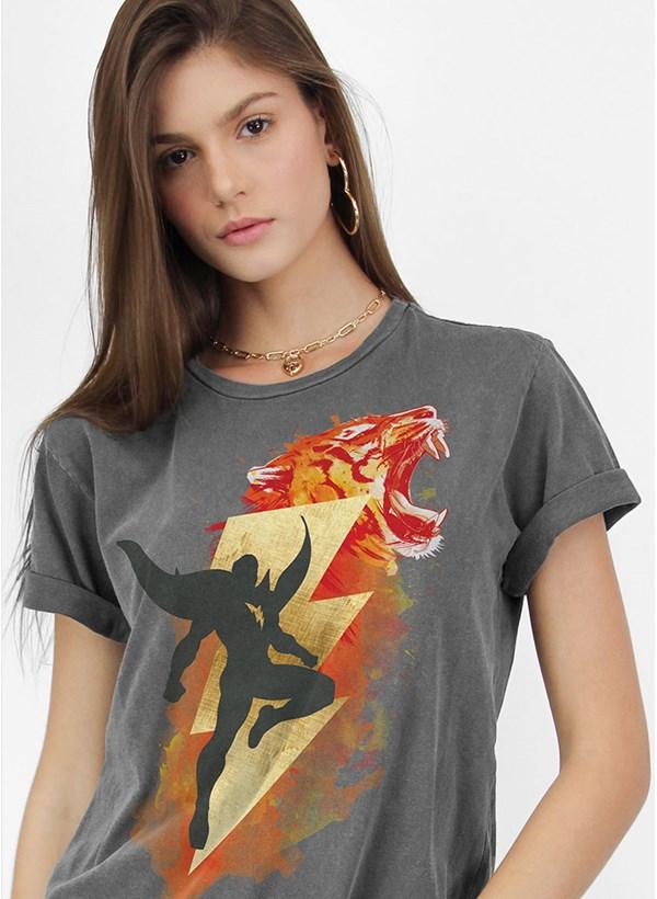 T-shirt Shazam Tawky Tawny Feminina