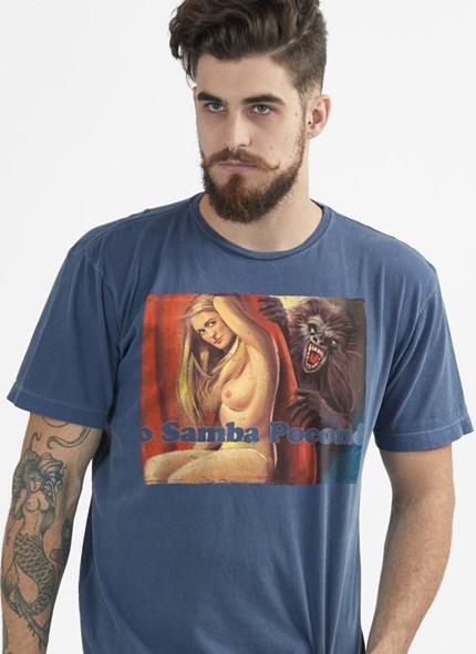 T-shirt Skank O Samba Poconé