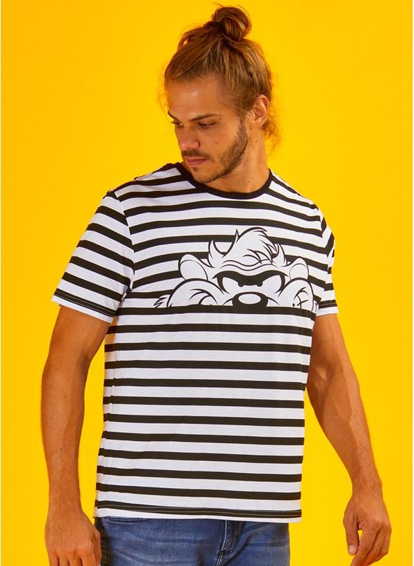 T-shirt Taz Tracing