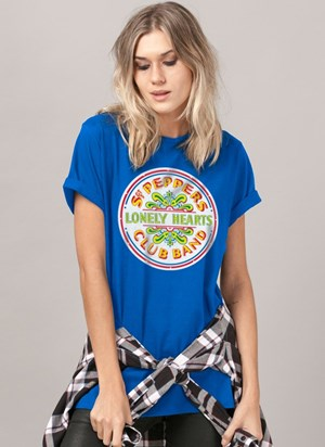 T-shirt The Beatles Sgt Pepper's Club Band and The Lonely Hearts