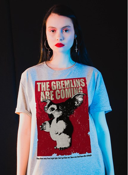 T-shirt The Gremlins are Coming