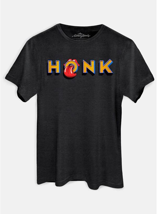 T-Shirt The Rolling Stones Coletânea Honk Logo