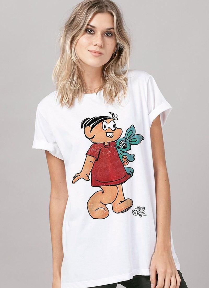 T-shirt Turma da Mônica by Cebolinha
