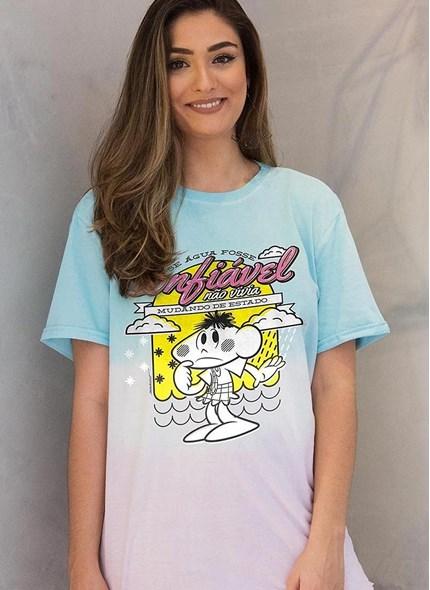 T-Shirt Turma da Mônica Cascão