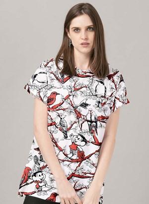 T-Shirt Turma da Mônica Chico Bento Full