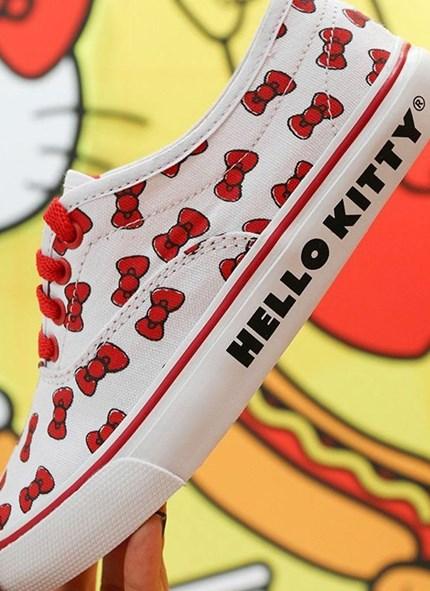 Tênis Hello Kitty Laços